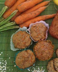 Muffins aux carottes — Je suis une maman Protein Breakfast, Breakfast Recipes, Diabetic Recipes, Vegetarian Recipes, Cooking Recipes, Hamburger Patties, Proper Diet, Unique Recipes, Muffin Recipes
