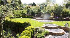 Landscape Garden Design Charming Gardens Homey Ideas Garden Landscape Designs