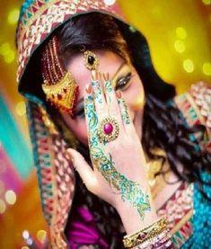 best style of mehndi