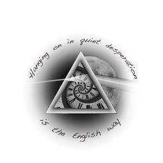 tattoo pink floyd dark side - Pesquisa Google
