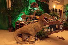 Festa Jurassic Park!! Uma festa ...