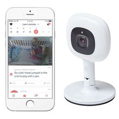 Nanit — The Smart Video Baby Monitor