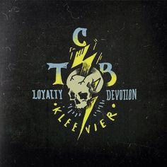 Instagram media by deckysastra - Loyaly devotion TCB #TCB#logo#handmade#typography
