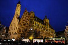 Romantic Rothenburg's Reiterlesmarkt
