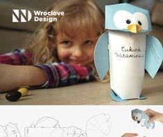 Witkowicz Magdalena – Pingwin. Witaminowy Przyjaciel #design