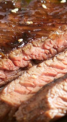 Lower Excess Fat Rooster Recipes That Basically Prime Five Spice Teriyaki Flank Steak Flank Steak Recipes, Veal Recipes, Grilling Recipes, Cooking Recipes, Budget Recipes, Mexican Dessert Recipes, Dinner Recipes, Tacos And Salsa, Beef Ribs