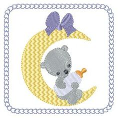 ANIMAL BABYS - Free Instant Machine Embroidery Designs