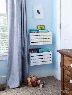DIY decoración para cuarto de niño