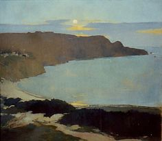 Arthur Mathews, Land's End