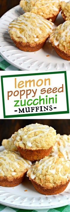 Use up some of the summer zucchini with these incredibly moist and delicious…