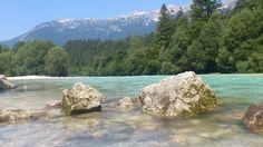 Rafting v Slovinsku - Rieka Soča Rafting, Mountains, Nature, Travel, Voyage, Trips, Viajes, Naturaleza, Destinations