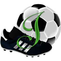 Baseball Party, Sport Football, Monogram Alphabet, Soccer Ball, Boots, Jesus Loves, Scrapbook, Candy, Tattoos