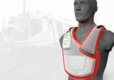 Core Patient Recovery Vest has been designed to enable first responders to perform triage.