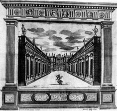 17th c stage design by Giacomo Torelli.