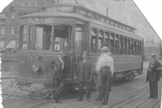 Sunday's story and photo gallery explored the indispensable role of streetcars in shaping the modern era on the Peninsula. http://bit.ly/1KkVuSi -- Mark St. John Erickson