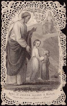 My friend, St Joseph, feastday is March 19.