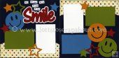 I Love To See You Smile (Boy) Scrapbook Page Kit