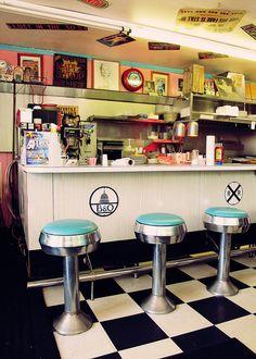 The Rock-Cola Cafe. Home of the original Choc-ola.