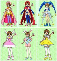 Payment 1 Make to order Cardcaptor Sakura Cosplay costume Cardcaptor Sakura Clear Card, Sakura Card Captors, Sakura Kinomoto, Syaoran, Sakura Sakura, Anime Kiss, Manga Anime, Noragami Anime, Haikyuu Anime