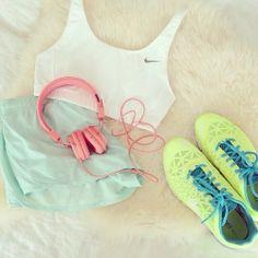 Start some sport..