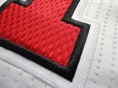 jersey close up