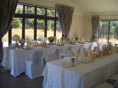 Antler Room Wedding Banquet