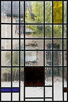Glas In Lood Raamhanger.Glas In Lood Raamhanger Mondriaan Raamhangers