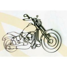 "Harley Davidson Motorcycle Iron Shadow Decorative Wall Art by Decor by HDC. Save 10 Off!. $46.99. Place on any background color for a three dimensional effect. They are made of wrought iron that is .5 "" wide and .25 "" thick. Black semi-gloss finish. Wall art measures 32"" x 20"". Can be hung indoors or out. This fun and unique iron decorative silhouette can be hung indoors or out. They are made of wrought iron that is .5 "" wide and .25 "" thick and fashioned into outlines of athletes in a..."