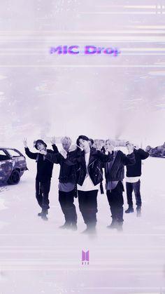BTS Mic Drop  Wallpaper ♡