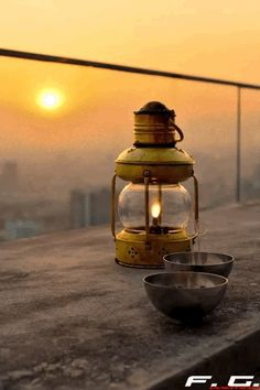 Photo Sunset Appetizer by Jose Antonio Castellanos on Old Lanterns, Chinese Paper Lanterns, Candle In The Wind, Light Of Life, Oil Lamps, Love Is Sweet, Fairy Lights, Lamp Light, Feelings