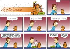 Garfield Cartoon for Sep/01/2013