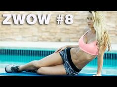Zuzka's Workout Of the Week ZWOW #8 X | Zuzka Light Online YouTube Workouts