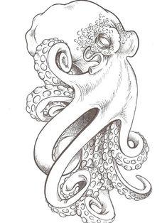 #ohlatpz #Oktopus #ohlatpz # #  ohlatpz   - Oktopus -,  #octopustattoosleevekraken #ohlatpz #oktopus Octopus Tattoo Sleeve, Octopus Tattoos, Octopus Tattoo Design, Sleeve Tattoos, Tattoo Designs, Cute Octopus Tattoo, Tattoo Ideas, Body Art Tattoos, Tattoo Drawings