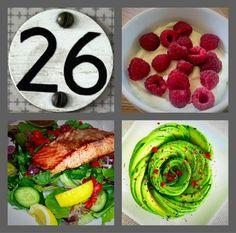 Day 26 28 Dae Dieet, Dieet Plan, Gluten Free Recipes, Healthy Recipes, Health Eating, Eating Plans, Clean Eating Recipes, Avocado Toast, Meal Planning