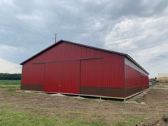 New London, Ohio. Post Frame Building, Building Code, Frame Layout, Pole Buildings, Metal Siding, Pole Barns, New London, Ohio, Outdoor Structures