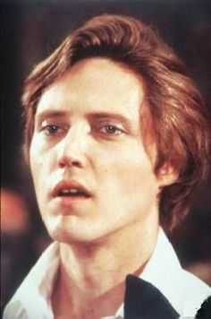 Young Christopher Walken dancing in The Deer Hunter.
