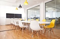 Moo.com in London, England | 22 Gorgeous Startup Offices You Wish You Worked In