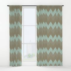 "Your drapes don't have to be so drab. Our awesome Window Curtains transform a neglected essential into an awesome statement piece. Featuring a single-sided print with a reverse white side.     - Dimensions: 50"" (W) x 84"" (H)   - Available in single or double panel options   - Crafted with 100% lightweight polyester, blocks out some light   - 4"" hanging pocket for easy hanging on any rod   - Single side print on front with reverse white side   - M... Patterned Furniture, Window Curtains, Pocket, Awesome, Easy, Crafts, Home Decor, Manualidades, Decoration Home"
