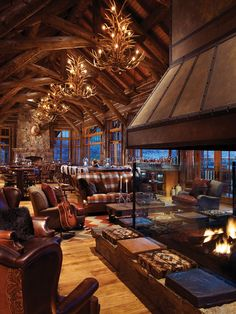 THE LODGE & SPA AT BRUSH CREEK RANCH in Saratoga, WY