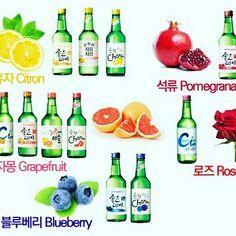 Korea Soju Flavoured