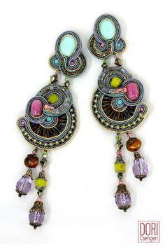 earrings : Lylou