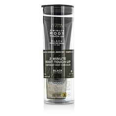 Stylist 2 Minute Root Touch-Up Temporary Root Concealer - # Black - 30ml-1oz