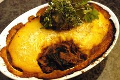 Prairie Grass Cafe untraditional Shepard's Pie recipe