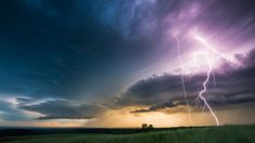 Wyoming Wildscapes II, la majestuosidad de la naturaleza condensada en un espectacular time lapse