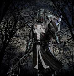 Black Templar Knight