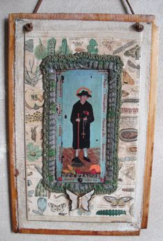 ST. FIACRE by ICONESSA on Etsy, $45.00