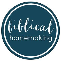 Biblical Homemaking: {bh} has a brand new redesign for 2014!! :)