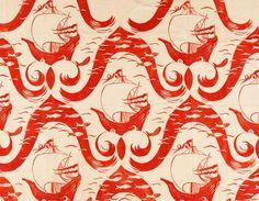 Red Sea by Paule Marrot: Beach Decor, Coastal Home Decor, Nautical Decor, Tropical Island Decor & Beach Cottage Furnishings Seaside Home Decor, Beach House Decor, Coastal Decor, Art Deco Movement, Natural Curiosities, T Art, Red Sea, Textile Artists, Framed Art Prints