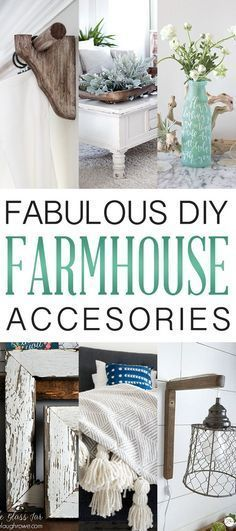 Fabulous DIY Farmhou