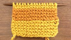 How to Knit: How to Change Color When Knitting